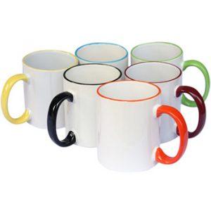 Rim & Handle Mugs