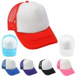 Sublimation-Baseball-Cap-For-Heat-Transfer-Press-Various-Colors-Available-372943320531